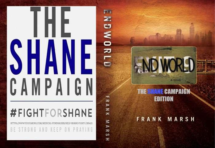 ENDWORLD Shane Campaign Paperback Wrap